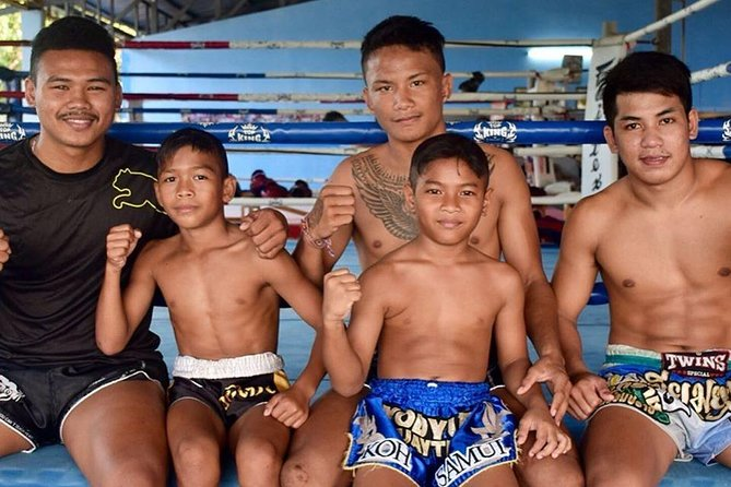 Muay Thai 1 week training + Accomodation