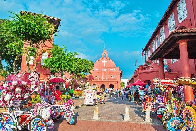 Guided Malacca Day Trip From Kuala Lumpur