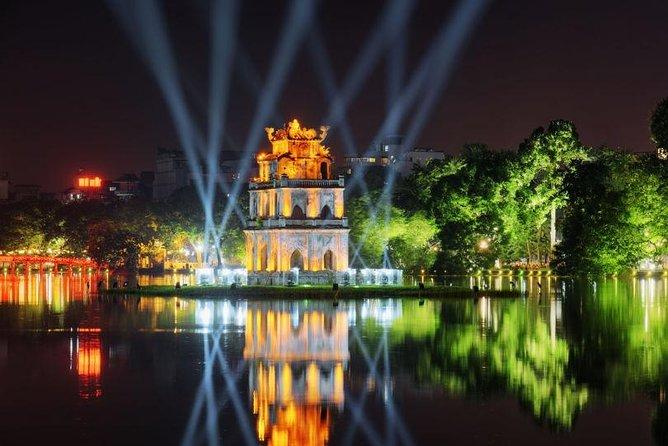 Legendary Hanoi: Full-Day City Tour & Water Puppet Show
