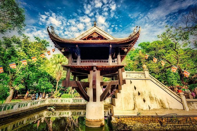 Ha Noi City Tour Full Day - Private Tour with Guide