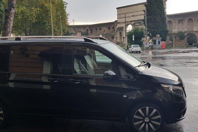 Private Transfer: Ciampino Airport (CIA) to Città di Castello or vice versa