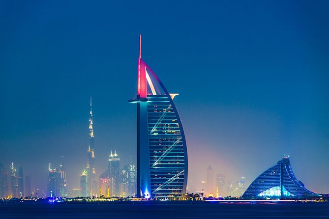 4 nights 5 days Dubai package with 5 star hotel accommodation