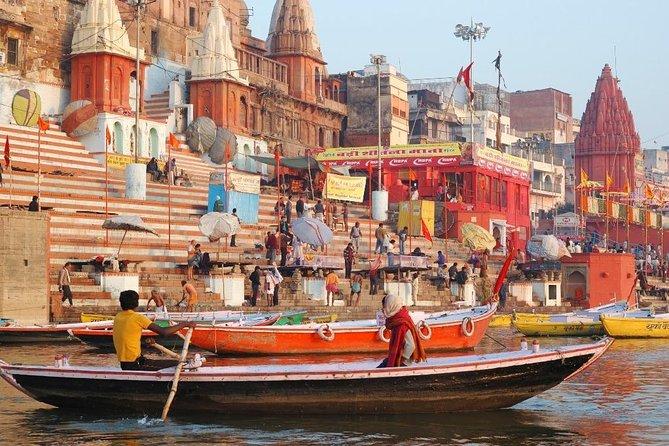 Varanasi Morning Boat Ride with Local Breakfast