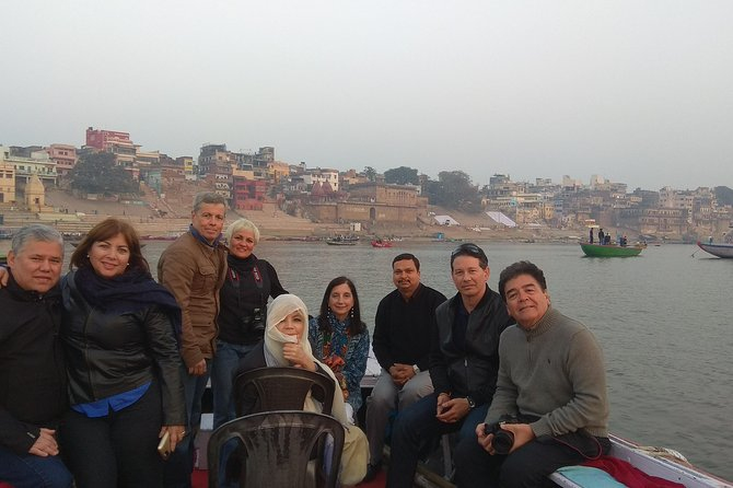 Boat Ride at sunrise on Ganges with Varanasi tour