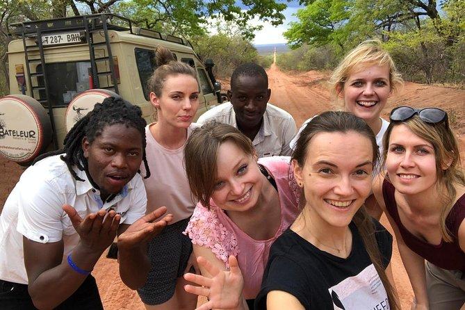 2 days safari in Ruaha National Park