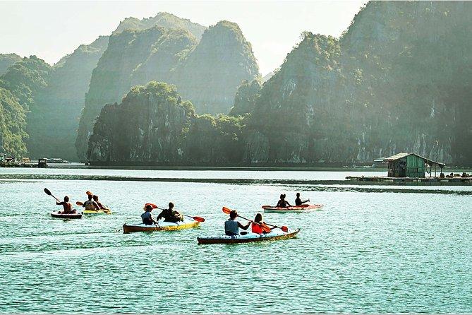 Lan Ha Bay Kayak Adventure