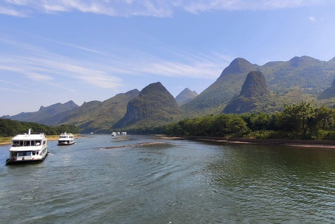 Full-Day Li-River Tour from Yangshuo to Yangdi With the English Speaking Driver