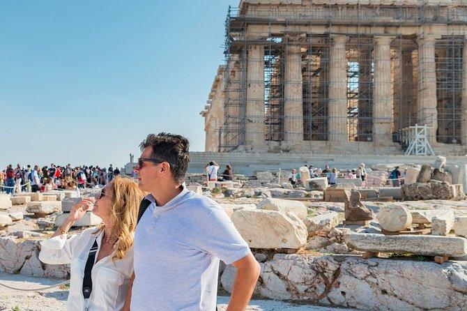 4 or 5-Day flexible Athens City Break