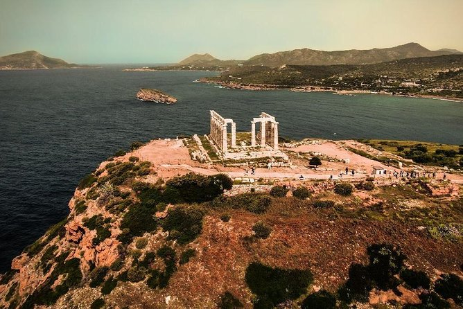 Temple of Poseidon Private Guided Tour with Lunch