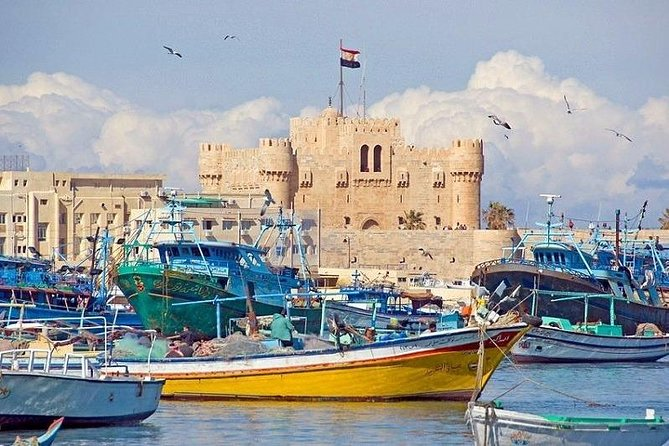 Alexandria day tour from Cairo