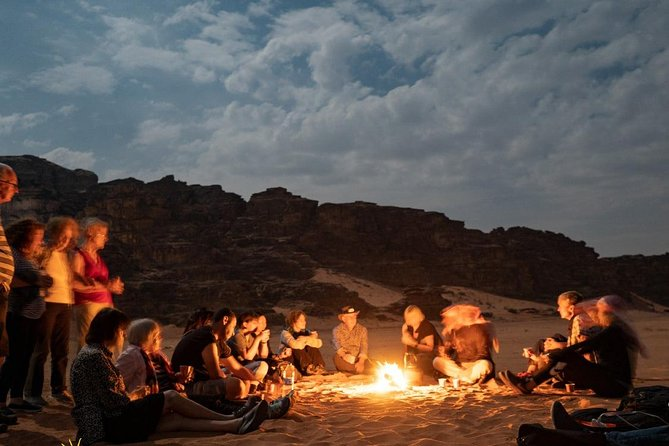 One Day Wadi Rum For 4 travelers