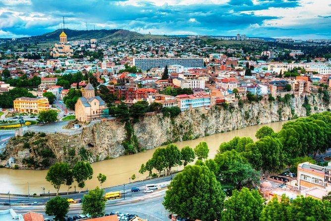 Fascinating tour in Tbilisi