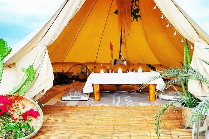 Romantic Glamping Experience