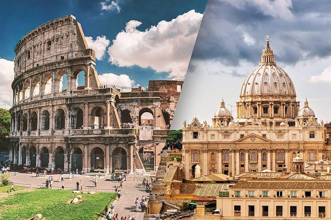 Best of Rome in a Day Vatican & Colosseum Combo