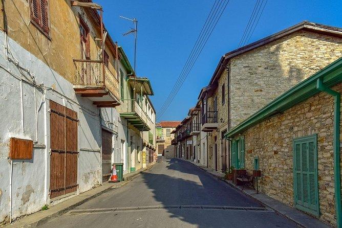 Lefkara & Nicosia Tour from Paphos
