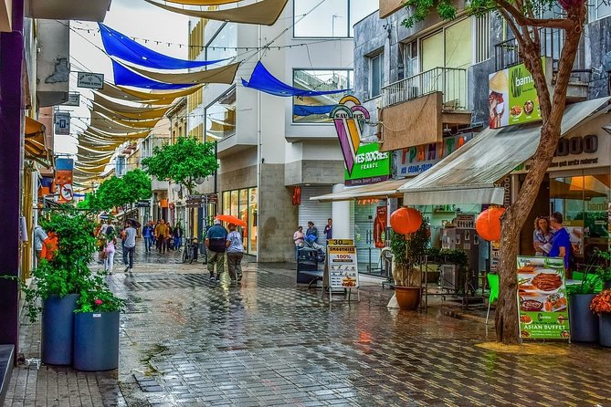 Nicosia Shopping from Paphos
