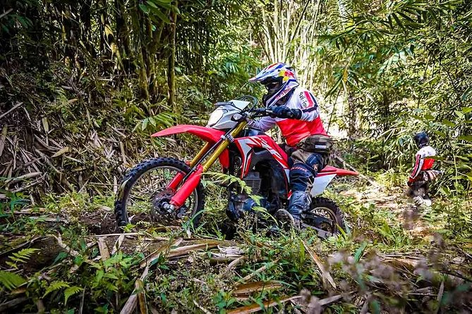 Bali 2 Day Enduro Dirt Bike Tour