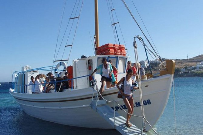 Mykonos South Coast Cruise with lunch