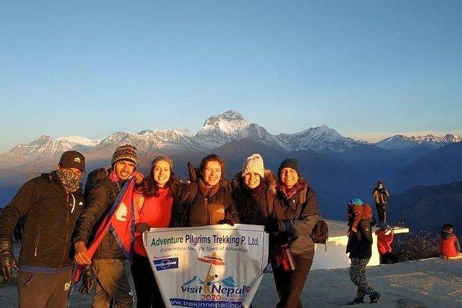 Annapurna Panorama - Poonhill -Ghorepani Trekking