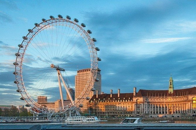 9Hr Tour London Eye,Tower of London and Churchill War Rooms (Private Tour Guide)