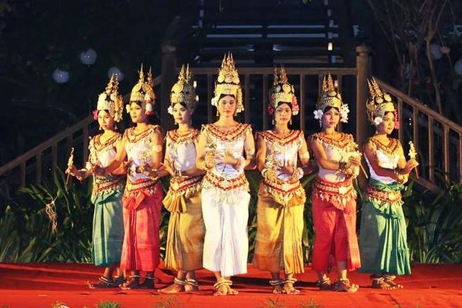 Apsara Dance Performance - Including Buffet Dinner & Hotel Pickup photo 4