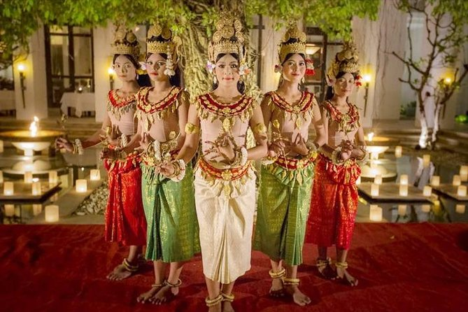Apsara Dance Performance - Including Buffet Dinner & Hotel Pickup photo 6