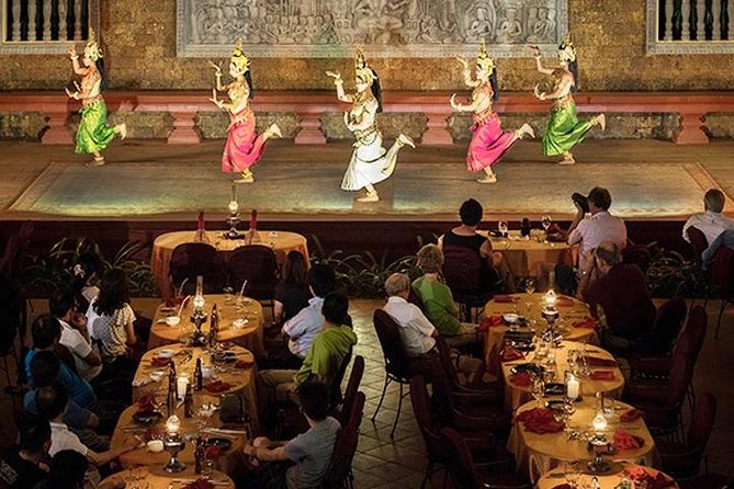 Apsara Dance Performance - Including Buffet Dinner & Hotel Pickup photo 1