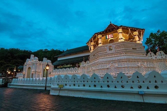 Travel 2 Day's In Kandy Sacred City Of Sri Lanka