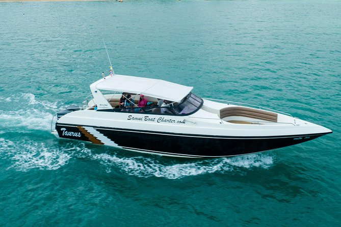 Samui Boat Charter, Private Speedboat Charter, Koh Tan and Pig Island