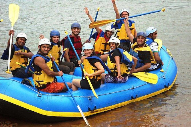 Kolad Rafting Trip with Tent Stay