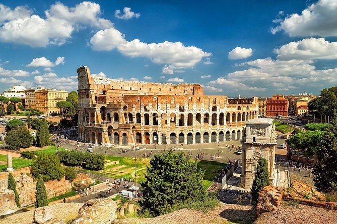 Private Exclusive Colosseum and Ancient Rome Tour