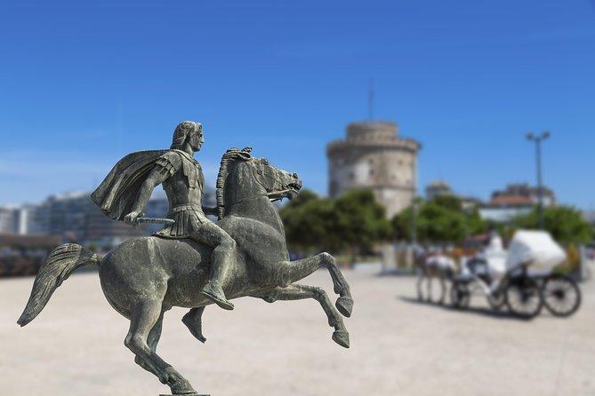Thessaloniki City Tour from Chalkidiki