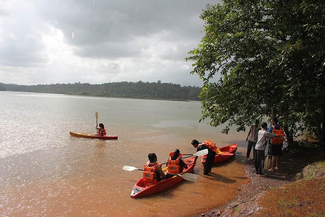 Rafting in Kolad with AC River View Tent Stay
