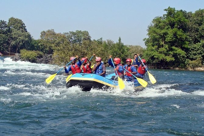 Rafting in Kolad with AC cottage stay