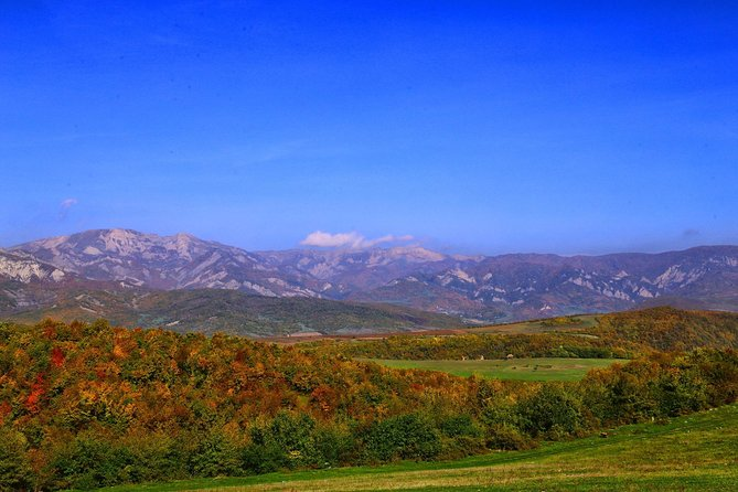 Full Day Guided Tour of Shamakhi and Gabala