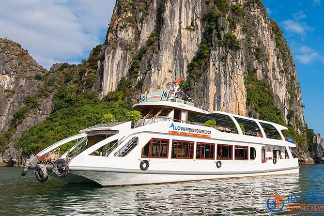 Luxury 1 Day Cruise - Alova Premium: 6 hours on bay + transfer highway photo 1