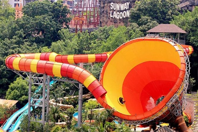 Sunway Lagoon Ticket (One Day Pass)