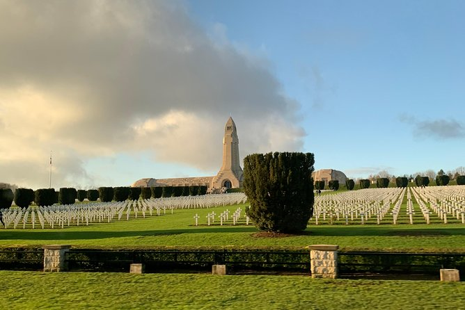 Verdun WWI Battle Site Region Full Day Private Tour