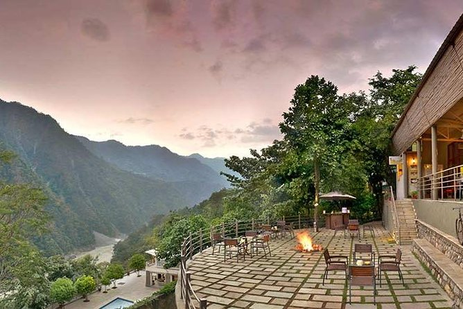 Luxury Family Adventure + rafting by the Ganges (2n/3d)