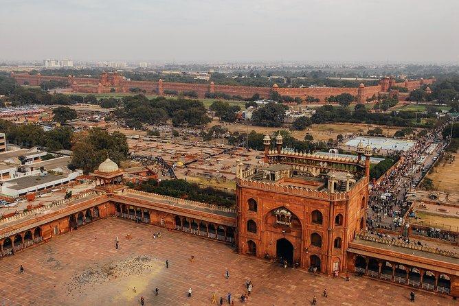 A Walk In Glorious Old Delhi