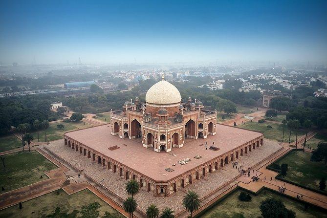 Delhi Heritage Tour by Car