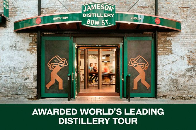 Jameson Distillery Guided Tour with Whiskey Tasting