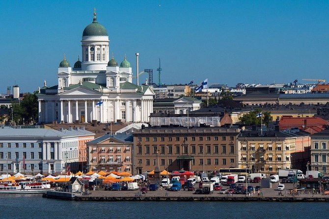 Sightseeing Private Tour of Helsinki