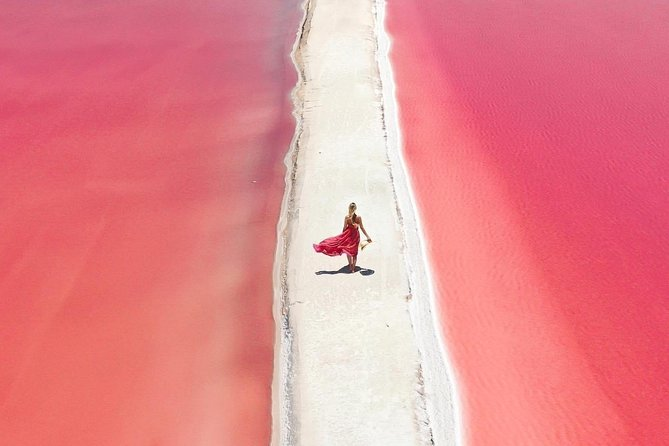 Discover EK BALAM and the colorfuls Las Coloradas + cenote Hubiku + Valladolid