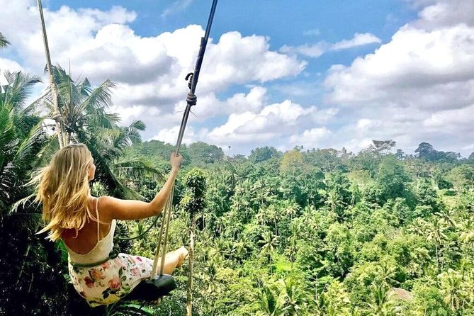 10 Hour Private Iconic Ubud Exploring Adventure