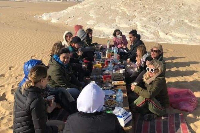 2 Days 1 Night To The White Desert (Bahariya Oasis) From Cairo