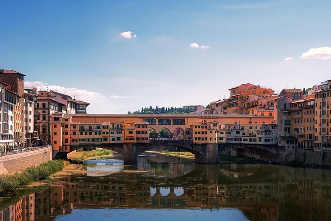 Private Airport Transfer: Florence Airport (FLR) to Florence
