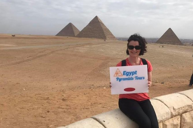Private Tour Of The Pyramids,Sphinx,Egyptian Museum And Bazaar With Camel Ride