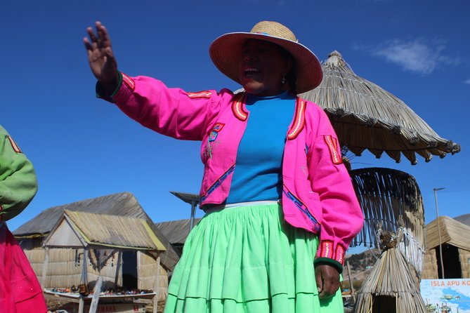 2-Day Lake Titicaca Tour Uros, Taquile, Amantani From Puno