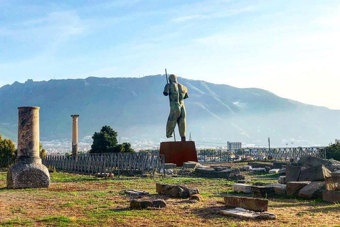 Pompeii,Vesuvius with Lunch & wine tasting from Sorrento Coast photo 8